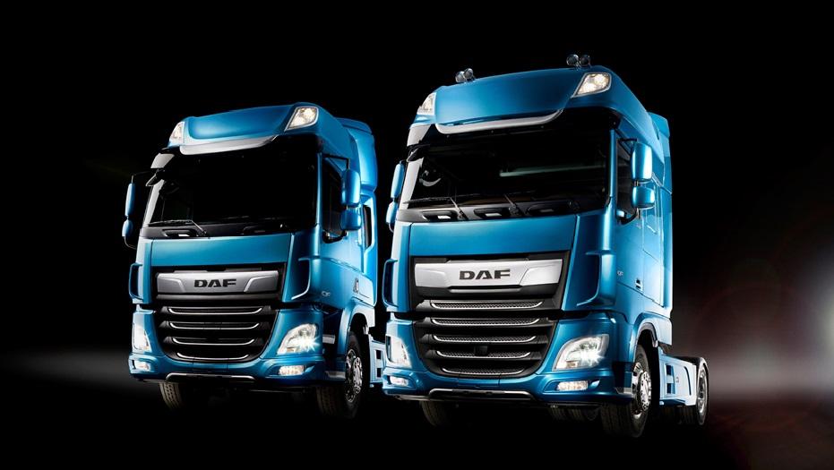 nuevos modelos DAF