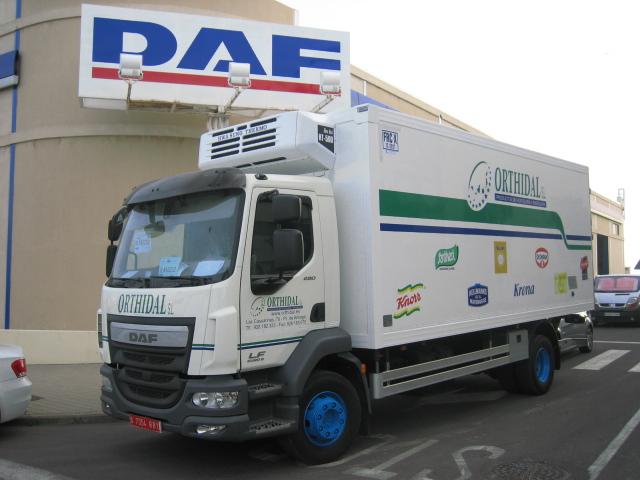 camión ORTHIDAL
