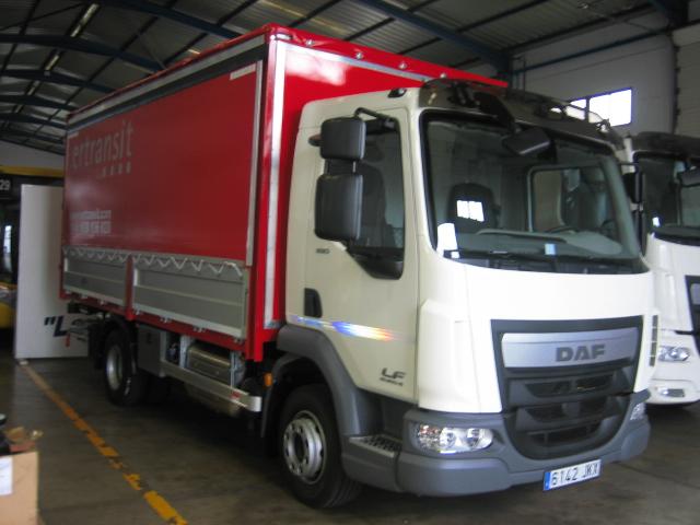 camión e