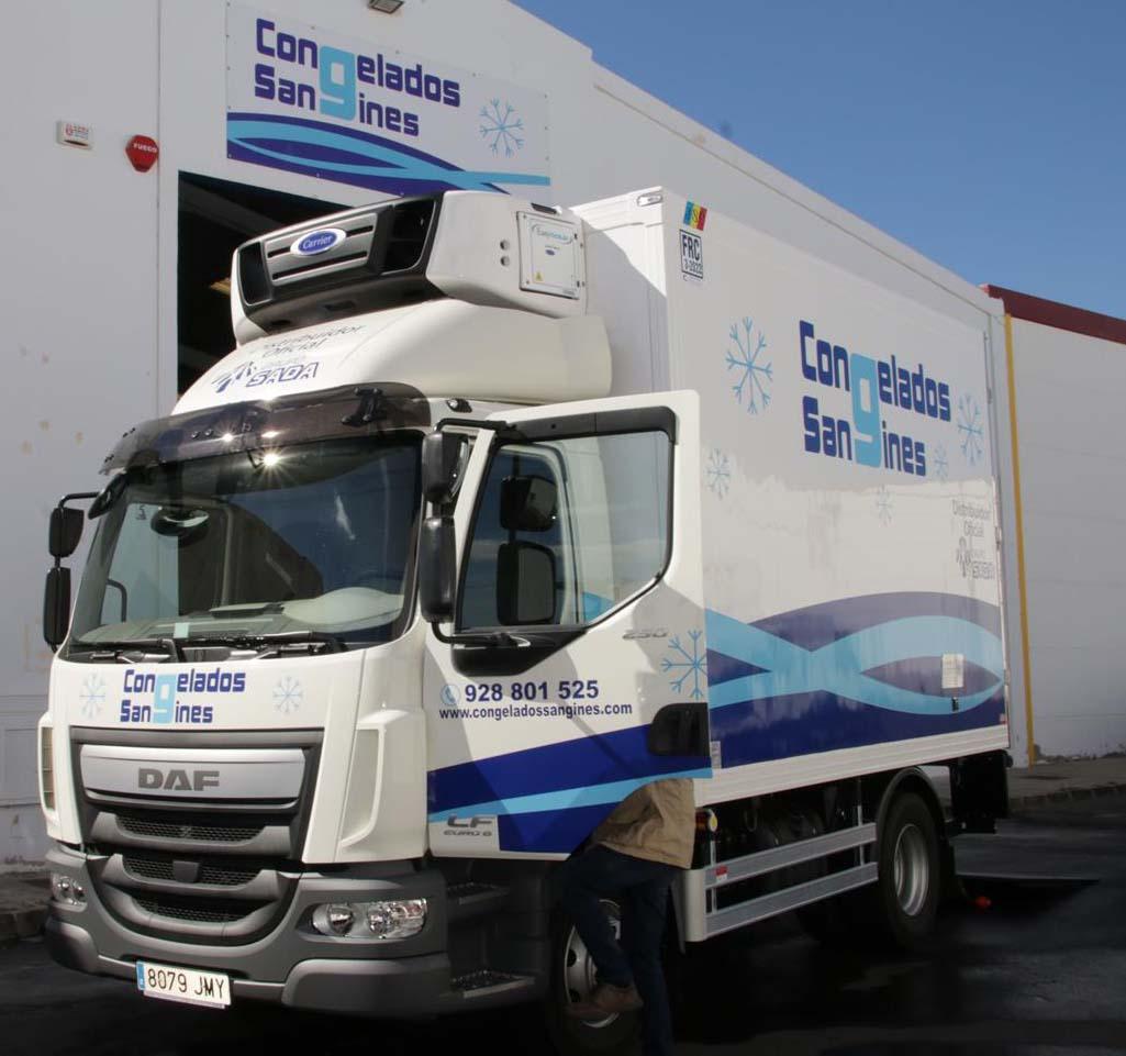 Entrega Camión D A F  (1) (1)